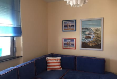 Nice apartment with sea and mountain view - Orikum - Apartment