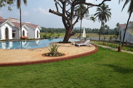 Fully Furnished Studio Apart,Siolim