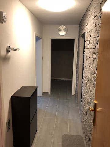 3 Room Apartment next to Messe!! 5 min Walk!