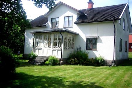 Large house in Haddarp, Lönneberga - Haddarp - House