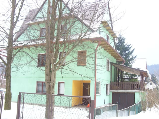 Superb mountain view accommodation! - Szczawa - House