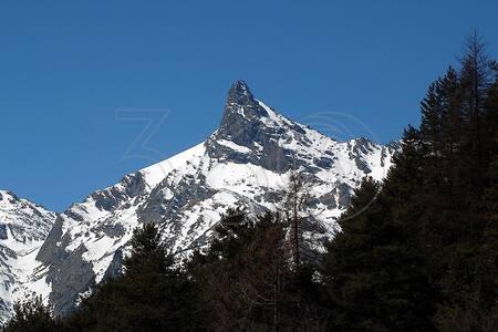 Aosta - Alloggio nel pieno verde - Fabbrica - Apartment