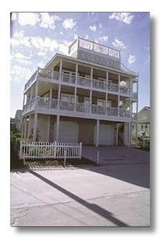 Only 2 houses from the beach! - Wrightsville Beach - Daire