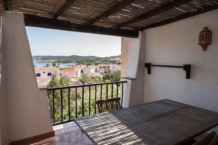 Bel appartement avec vue sur la mer (206/208)