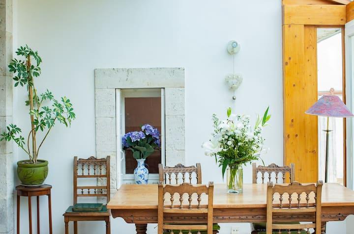 Villa Les Roses - Piscine chauffée & cuisine d'été