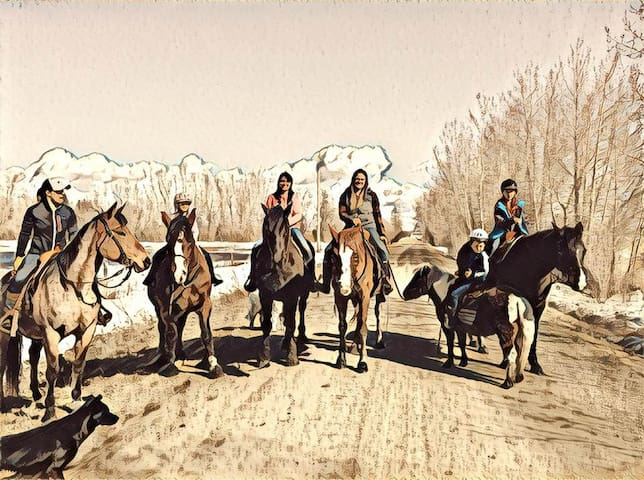 Morningstar Ranch,Sylvan Lake,Families Welcome