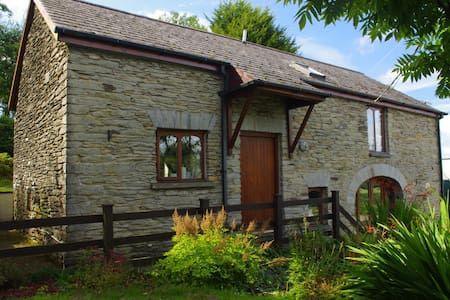 Hen Stabl: Romantic cottage with Wonderful Views - Pembrokeshire