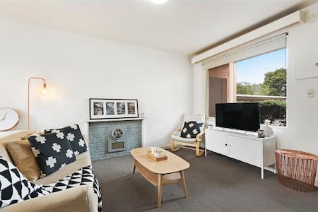 Peaceful apartment in leafy Hawthorn - Hawthorn - Appartement