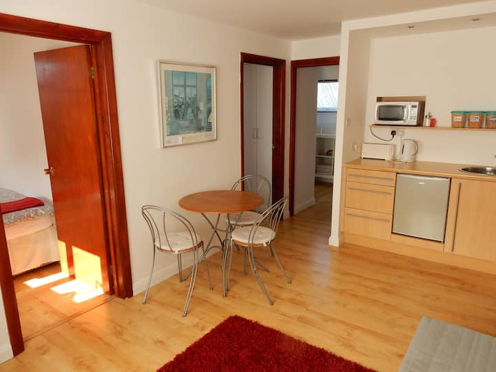 W5. Ealing studio flat for max 3 guests / parking.