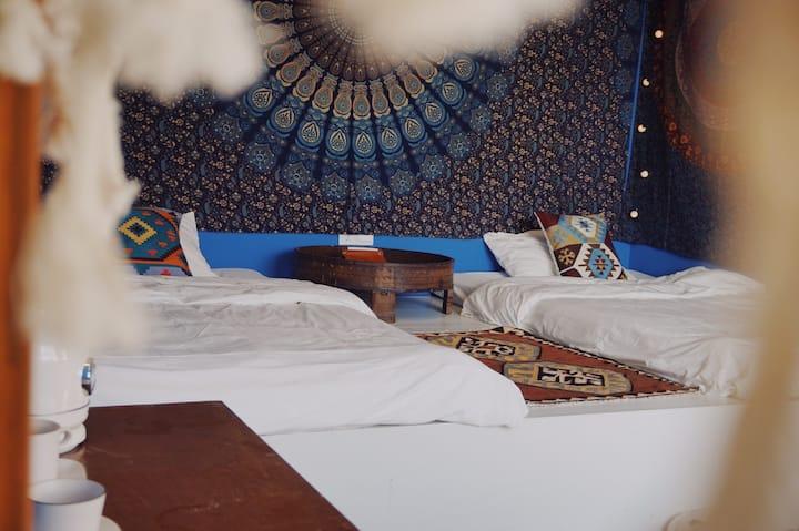 伊犁|巢居 【PentFair 曼达拉】在亚非拉的异域里感受色彩的张力