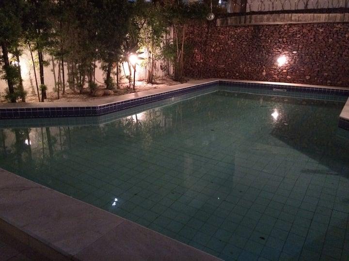 Casa confortável Maceió SUITE 1 c/HIDRO individual