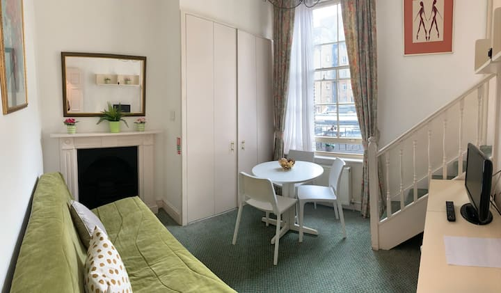 ✦Cozy 1 BR sleeps 4 in Bayswater / 1min to Hyde P.