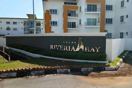 Riveria Bay: Apartment with Great River View