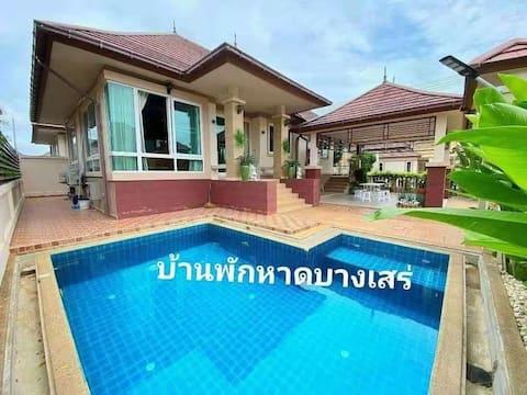 Luxury Pool Villa near Walking Street
