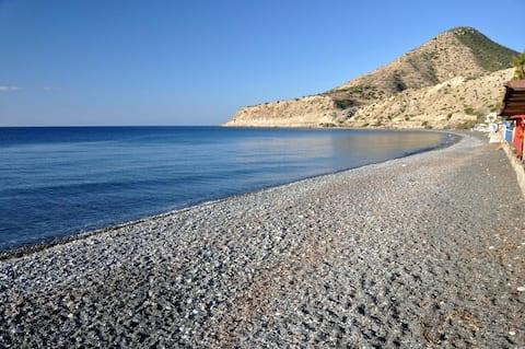 Platanakia Libyan sea view cottage!