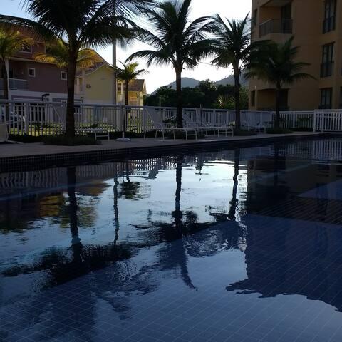 Loft Condomínio Aldeia dos Reis - Mangaratiba - Apto. en complejo residencial