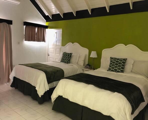 Hotel Ayu... Going Green Oceanfront room #3