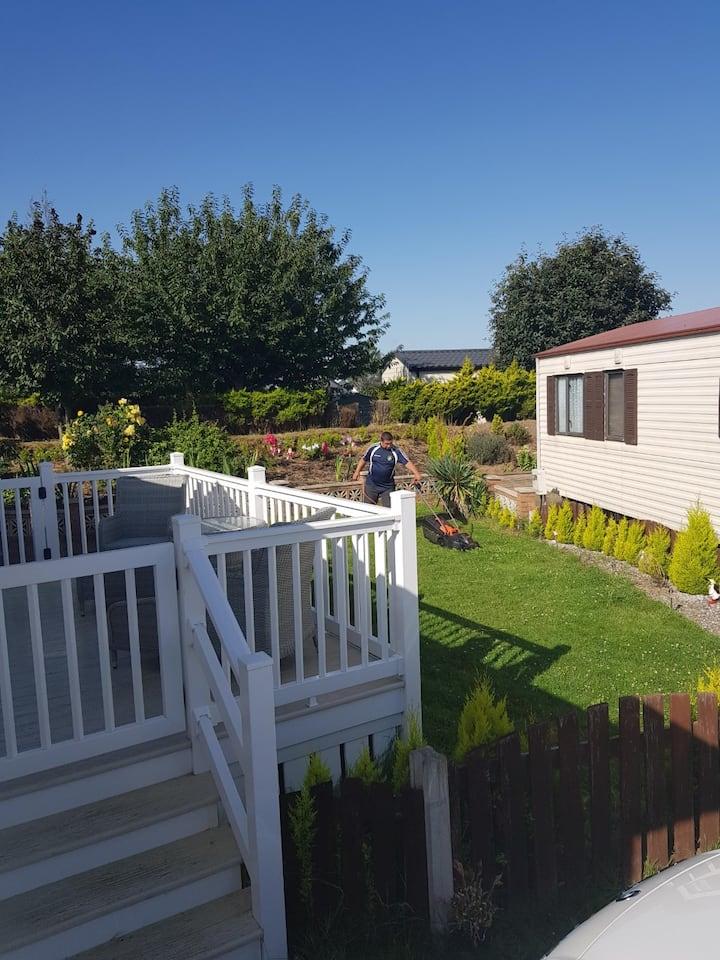 5*Patrington 2bedroom holiday home near the coast