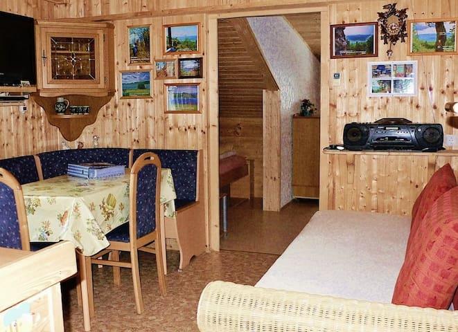 Ferienwohnungen Waldblick (Waldmünchen), Fewo 1, mit Bergblick