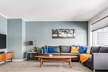 Koselig og praktisk leilighet