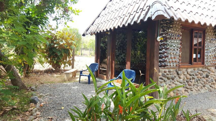 La Pepita de Marañon Glass Cottage  - Las Lajas - Chalet