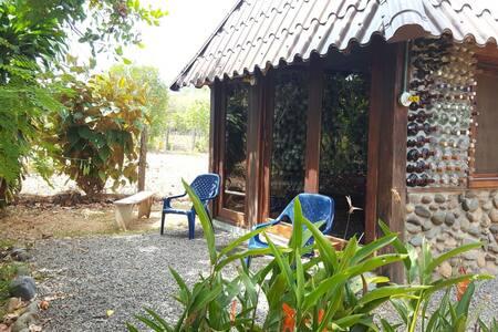 La Pepita de Marañon Glass Cottage  - Las Lajas - スイス式シャレー