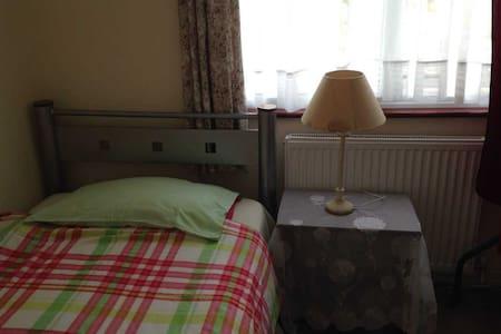 Cosy Bright Single Room - Maison