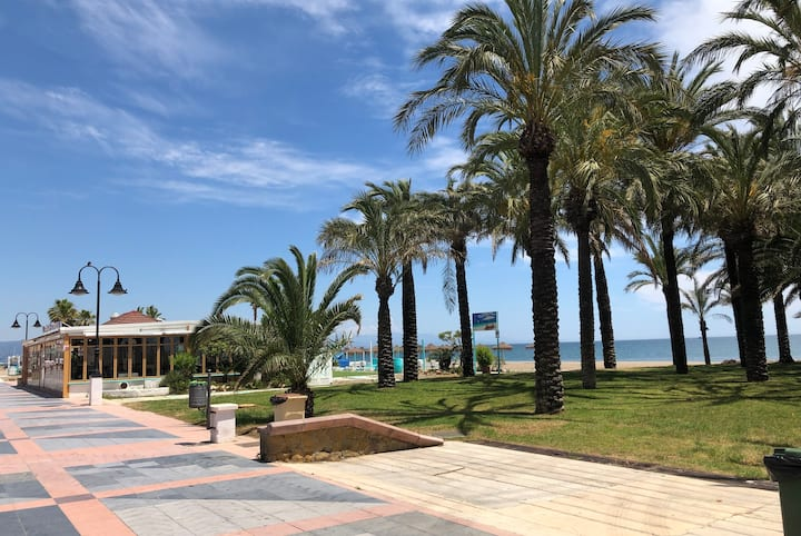 CARIHUELA BEACH. Apartment in Carihuela Beach-Plaza del Remo