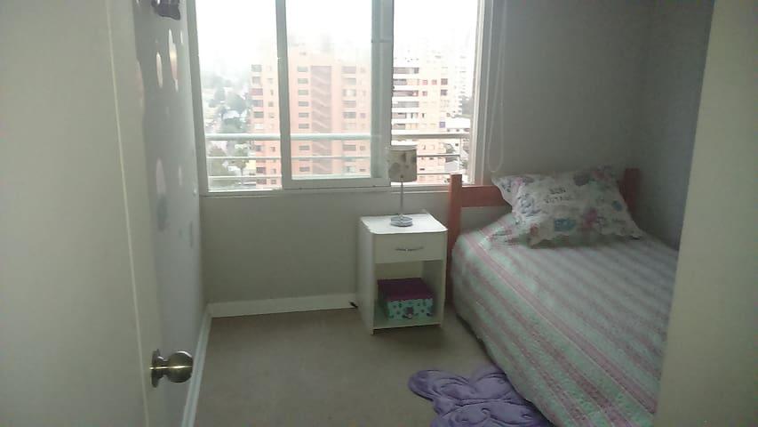 Grato ambiente familiar,buen sector - San Miguel - Apartemen