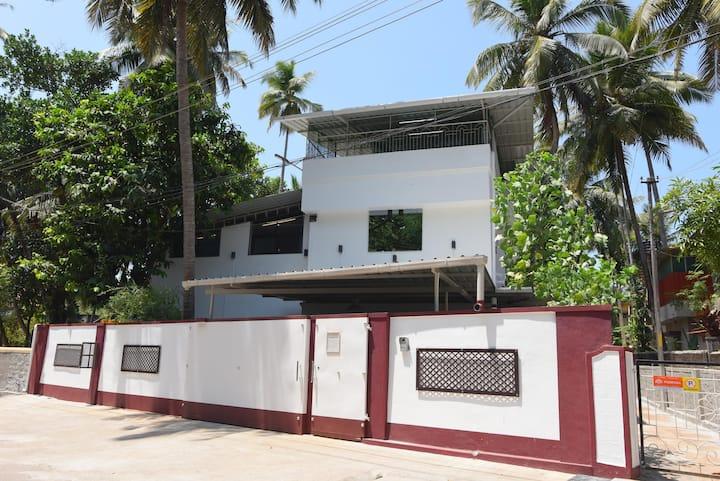 6 bedroom fully furnished villa in heart of udupi