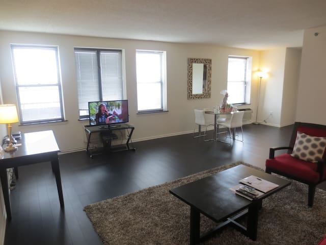 Luxury 1Bedroom Morristown Apartment - Morristown - Appartement