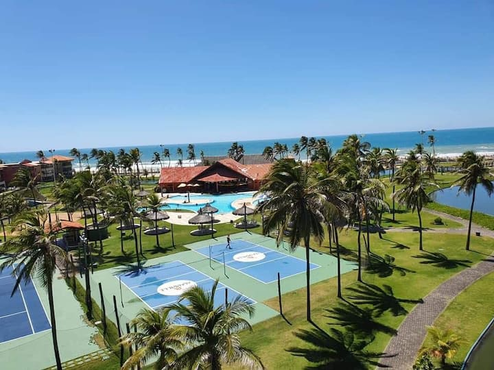 Aquaville Resort - Vizinho ao Beach Park