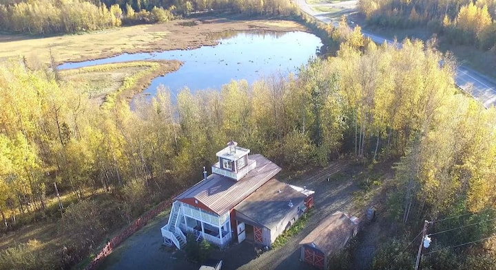 Goose Bay Hideaway - 300' on Cook Inlet