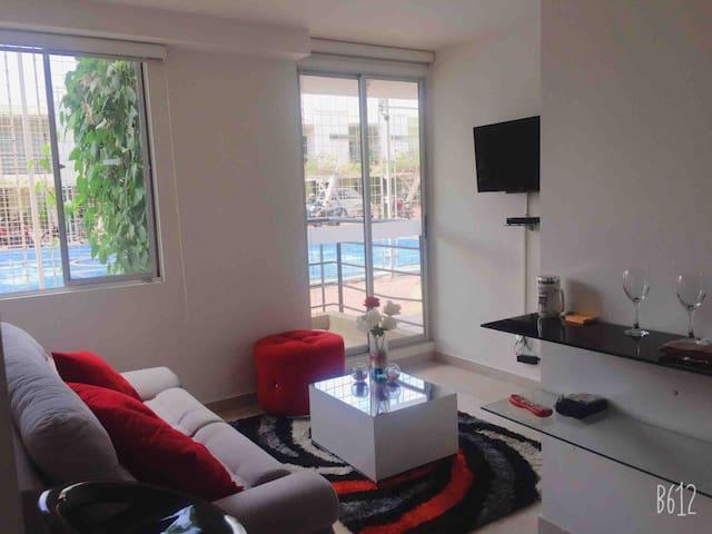 Acogedor Apartamento- Reserva de Montemadero
