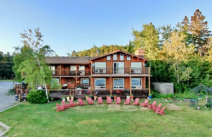 Luxury Lakeside Drive In Cottage 5 - Air Ivanhoe