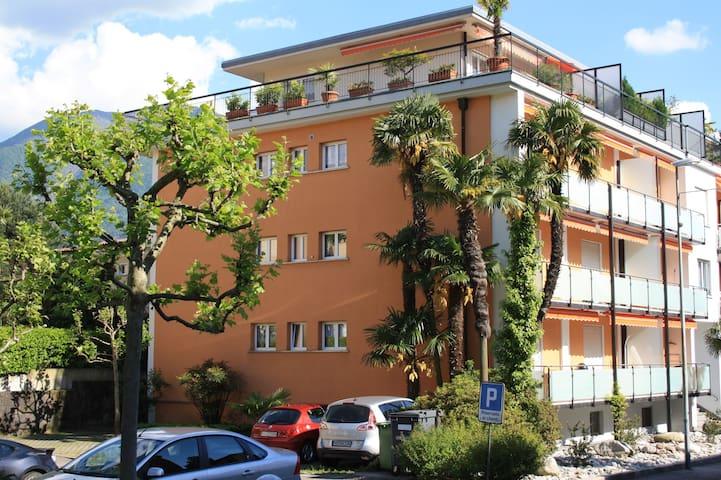 Via Arch. Pisoni  5, 6612 Ascona / Casa Corallo
