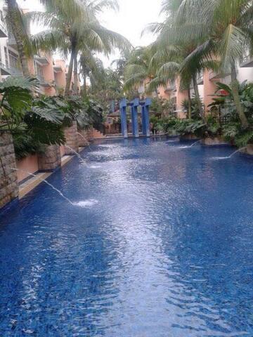 AmazinMasterbed Room next to MRT - Singapore - Huis