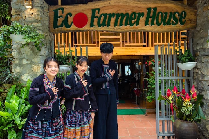 Homestay Eco Farmer House