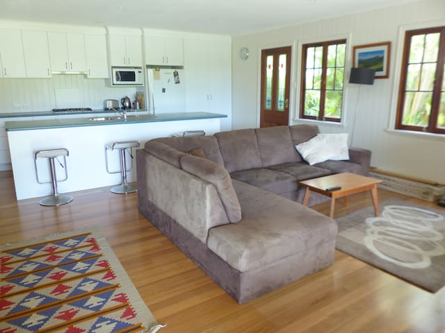 Spacious apartment close to Brisbane City - Annerley - Apartamento
