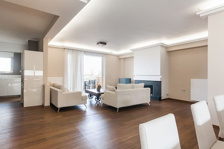 The Penthouse in Glyfada Center. - Glifada - Appartement