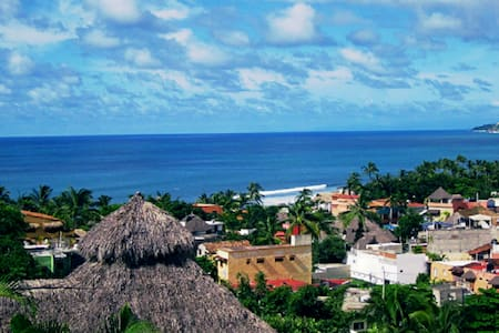 White water view Casa Tortuga - Hus