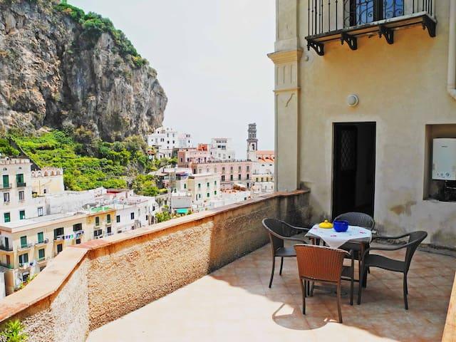 Happy home Atrani, Amalfi coast - Atrani - Квартира
