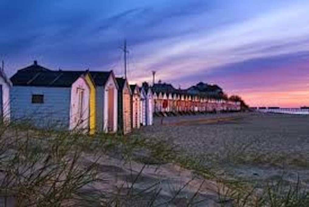 5 minutes from Southwold