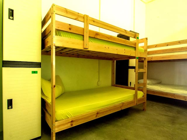 Comfy 4-Bed Female Dorm with FREE Breakfast