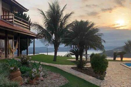 Paraíso na fazenda e marinas Salto Caxias