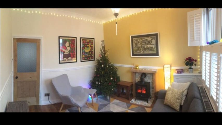 Shared sitting room