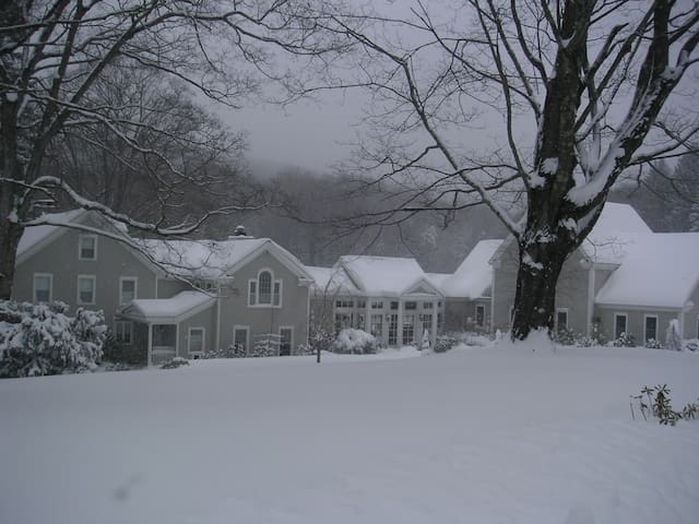BEAUTIFUL COUNTRY ESTATE - Roxbury - 一軒家
