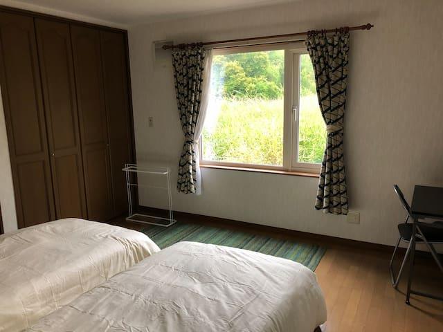 Twin Room 2人部屋