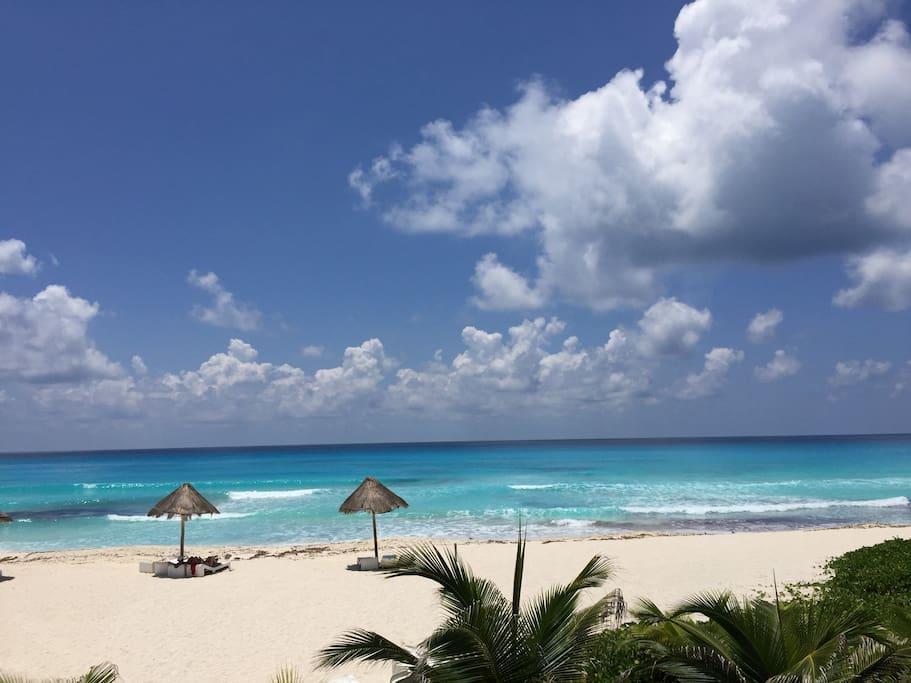 Your beach.
