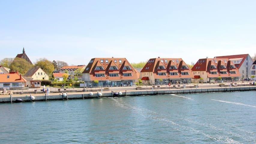 Hafenhäuser Wiek Wohnung 08 - Wiek - Wohnung